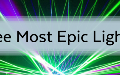The Three Most Epic Lightshows of the 21st Century
