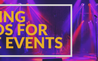 Lighting Trends for Stage Events