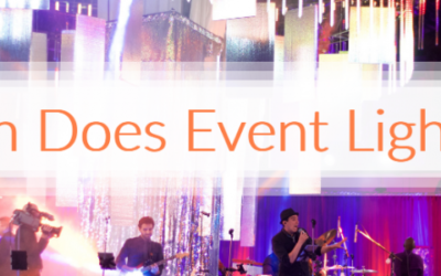 How Much Does Event Lighting Cost?