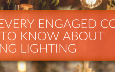 What Every Engaged Couple Needs to Know About Wedding Lighting