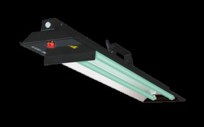 B Direct II – Double direct UVC radiator with reflector