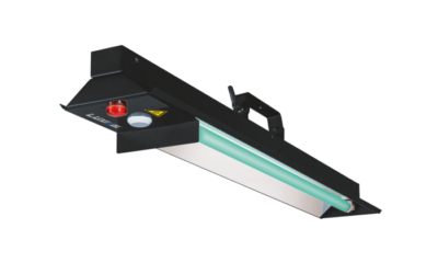 B Direct – Single direct UVC radiator with reflector